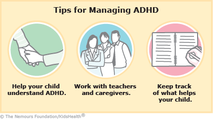 A to Z: Attention Deficit Hyperactivity Disorder (ADHD