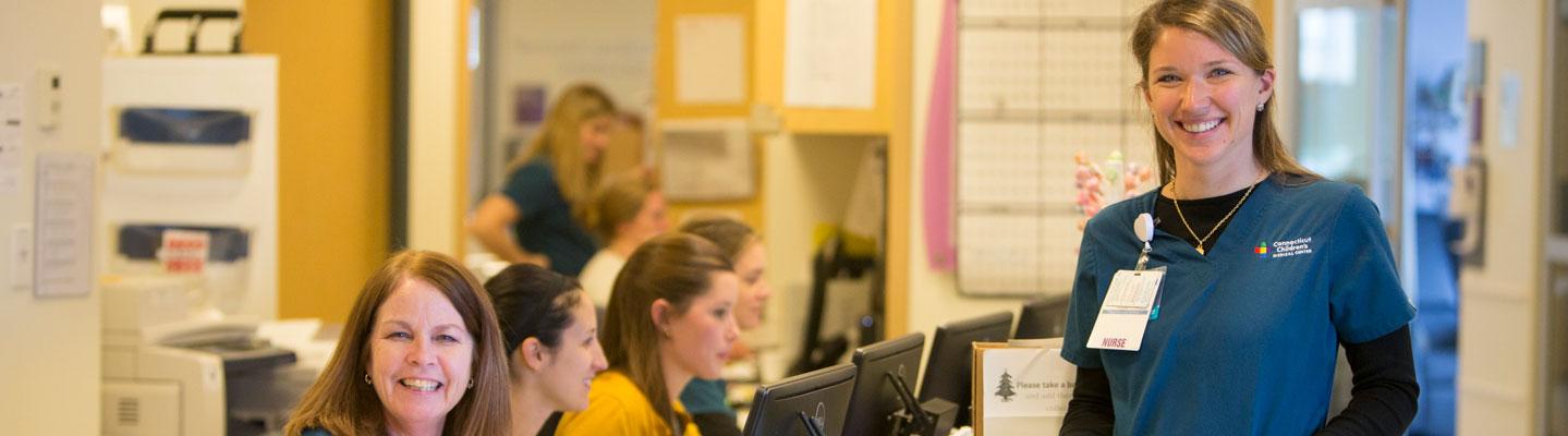 Nursing Careers - Connecticut Children's Medical Center