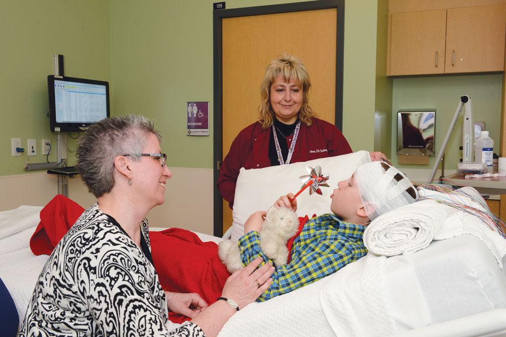 Neurology Epilepsy Center - Connecticut Children's Medical