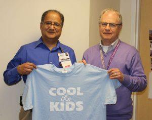 Dr. Hussain & Dr. Eisenfeld