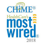 Connecticut Children's earned the HealthCare's most wired award for the second consecutive year