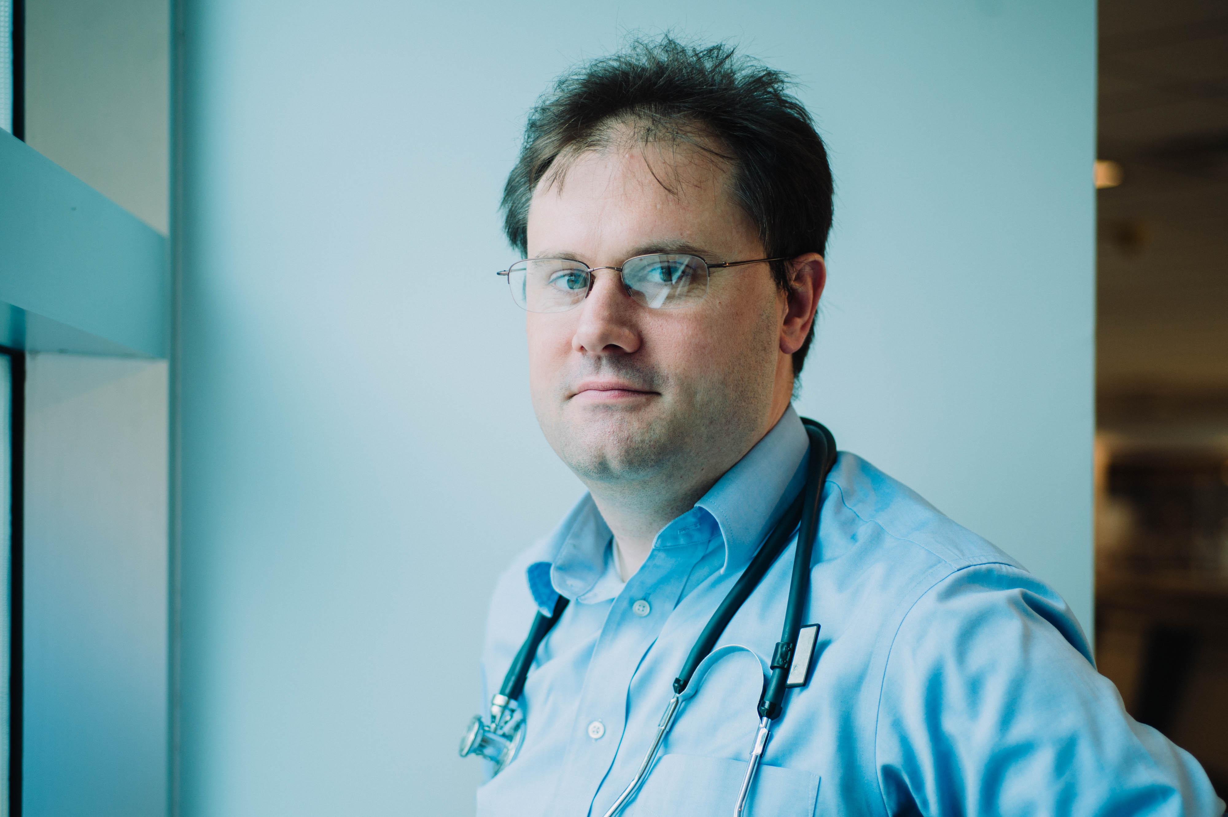 #DadDocs – Meet Dr. Nicholas Bennett