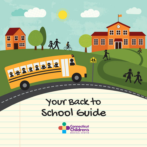 Your Back to School Guide from Connecticut Children's