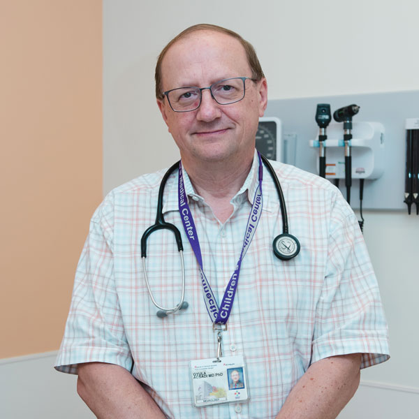 10 Questions with Neurologist and Rare Disease Expert Gyula Acsadi, MD, PhD