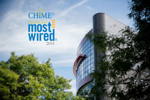 """Connecticut Children's was named a """"most wired"""" hospital"""