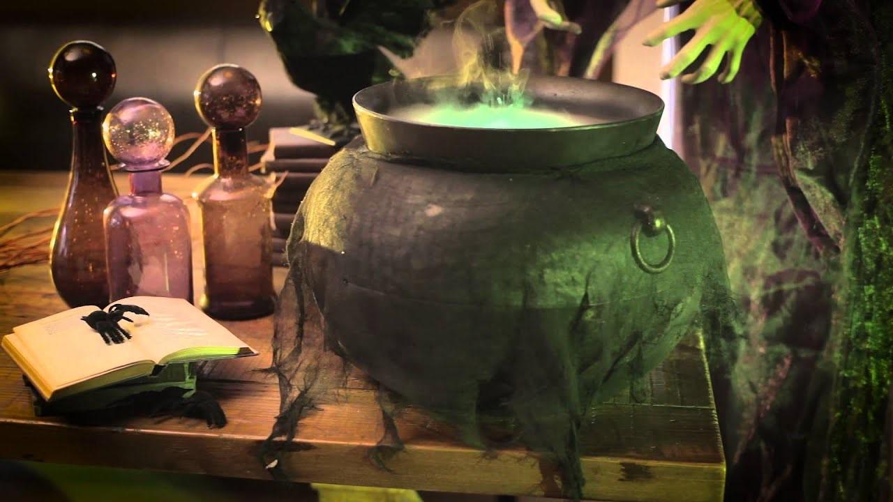 Steam Night: Witch's Cauldron | Connecticut Children's Medical Center
