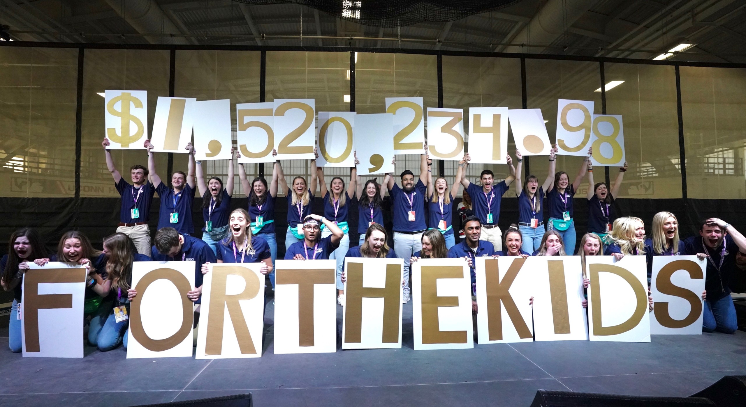 UConn Students Dance Their Way to $1.52 Million for Connecticut Children's Through 21st Annual HuskyTHON