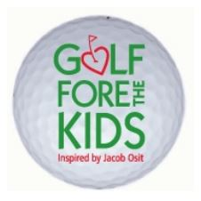 golf fore the kids logo