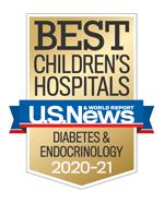 Endocrinology US News badge