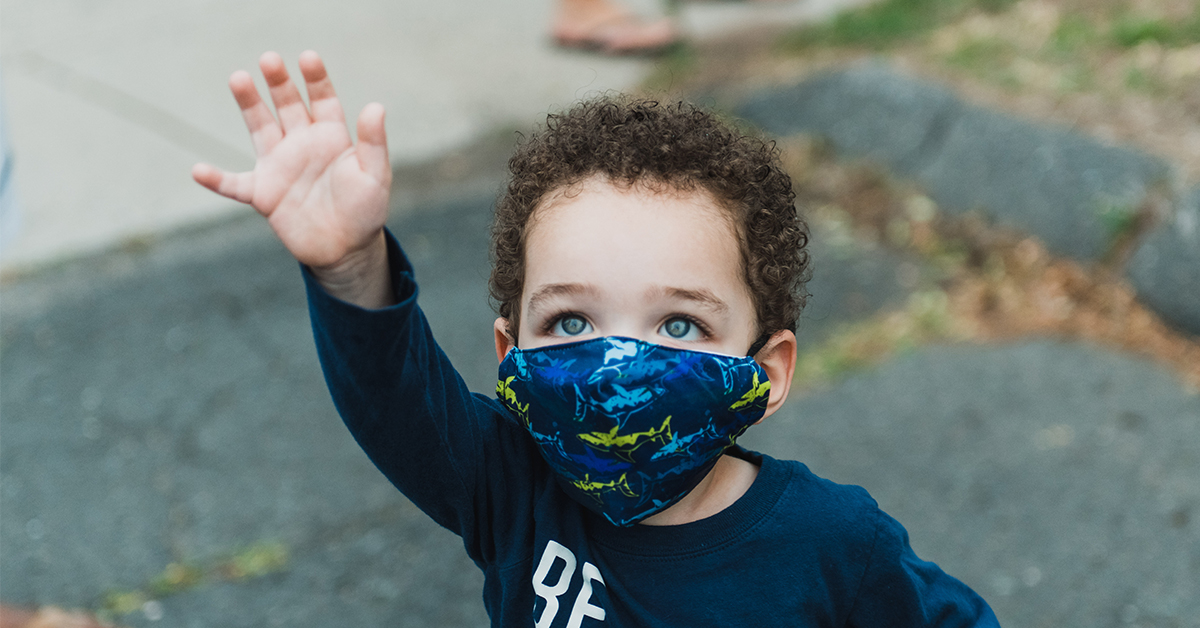 Wear Mask-2 - Connecticut Children's