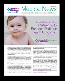 Medical News Spring 2021 cover