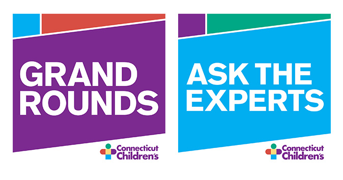 Logo for Grand Rounds and Ask the Experts