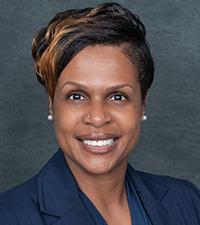 Heather Higgins, a physician liaison at Connecticut Children's