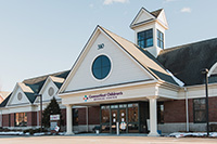Connecticut Children's Specialty Care Center located at 310 Western Boulevard in Glastonbury, Connecticut