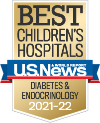 US News World Report - Best in Children's Hospitals - Diabetes