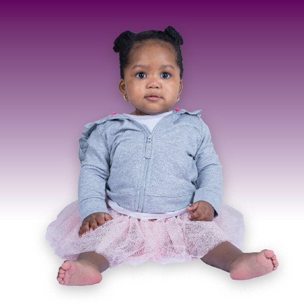 Kiki underwent congenital heart surgery at Connecticut Children's at 5 months old